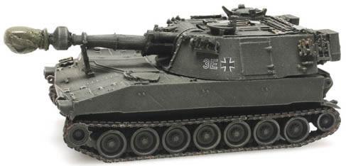 Artitec 6160068 - German M109 G ready for rail transport