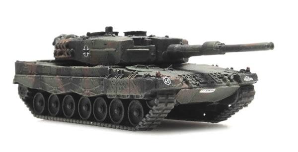 Artitec 6160075 - BRD Leopard 2A2ready for rail transport