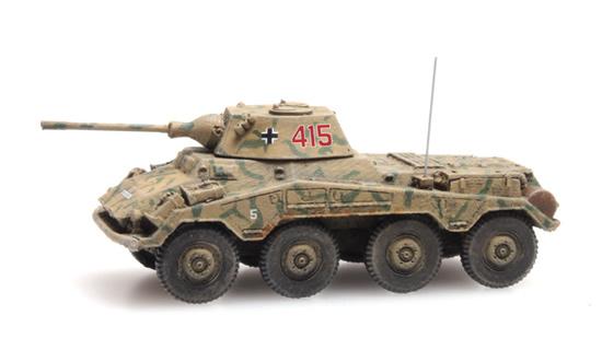 Artitec 6160084 - SdKfz 234/2 Puma, Tarnung