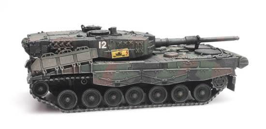 Artitec 6160089 - CH Pz 87 / Leopard 2A4 train load