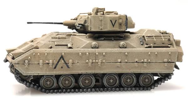 Artitec 6160091 - US M2 Bradley Trainload