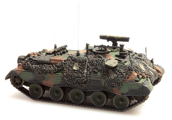 Artitec 6870012 - Jaguar 1 Combat Ready Camouflage Austrian Army