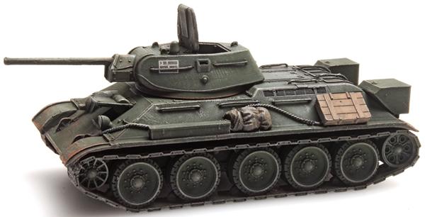 Artitec 6870021 - T34 - 76mm Gun Soviet Army  Green