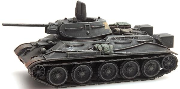 Artitec 6870022 - T34 - 76mm Gun Kriegsbeute Wehrmacht Grau