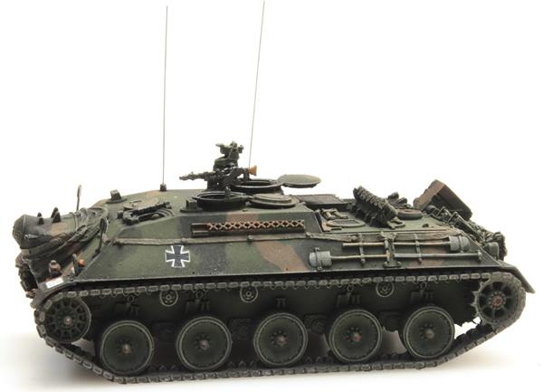 Artitec 6870028 - BRD Observation Tank Camouflage  Bundeswehr