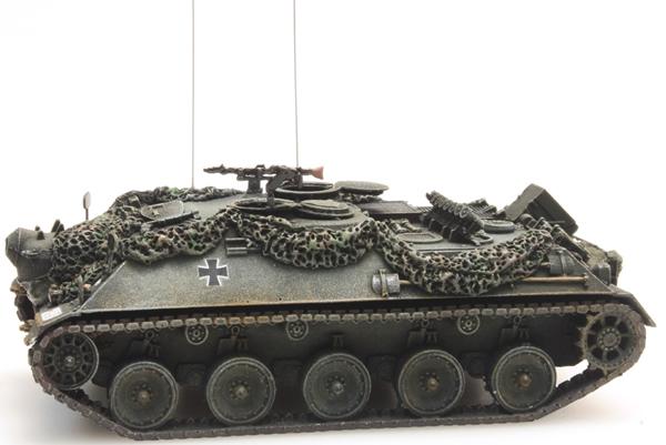 Artitec 6870029 - BRD Observation Tank battle ready yellow-olive paint scheme  Bundeswehr