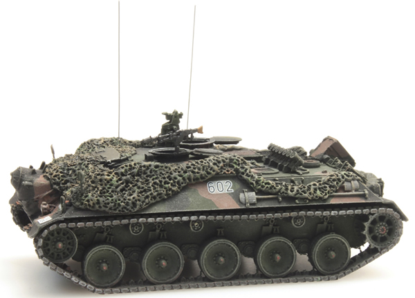 Artitec 6870030 - BRD Observation Tank battle ready Camouflage Bundeswehr