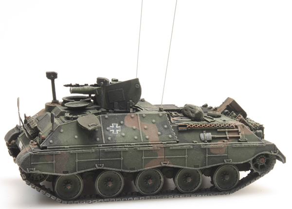 Artitec 6870032 - BRD Jaguar 2 Camouflage  German Army