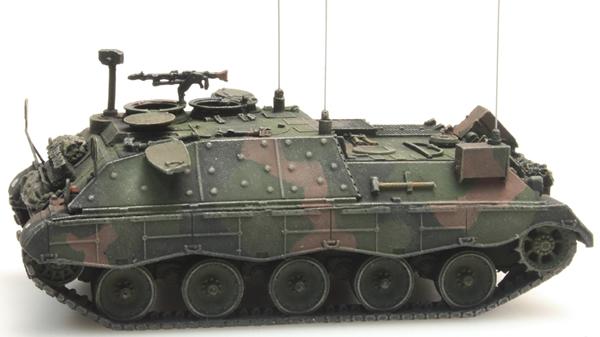 Artitec 6870035 - AT Jaguar 2 Führungspanzer Camouflage Austrian Army
