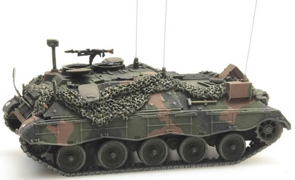 Artitec 6870036 - AT Jaguar 2 Führungspz. battle ready Camouflage Austrian Army