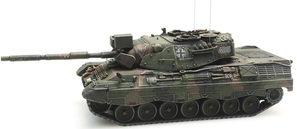 Artitec 6870038 - BRD Leopard 1A1-A2 Camouflage German Army