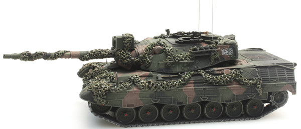 Artitec 6870044 - BRD Leopard 1A1-A2 Camouflage battle ready Bundeswehr