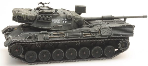Artitec 6870049 - BRD Leopard 1 ready for rail transport German Army
