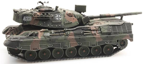 Artitec 6870050 - BRD German Bundeswehr Leopard 1A1-A2 Camouflage Train Load Version