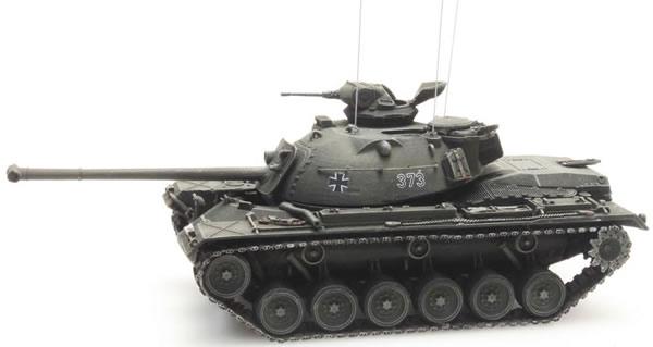Artitec 6870055 - BRD M48 A2 yellow-olive paint scheme  German Army