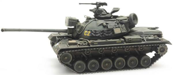 Artitec 6870063 - US M48 A2 Combat Ready US Army Vietnam War