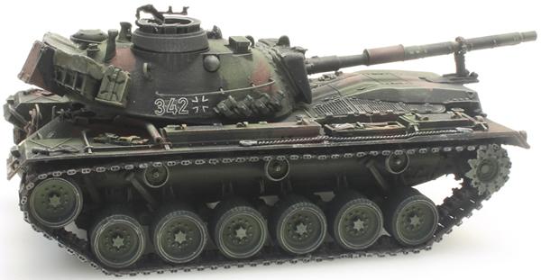Artitec 6870079 - German M48 A2 G A2 train load camouflage