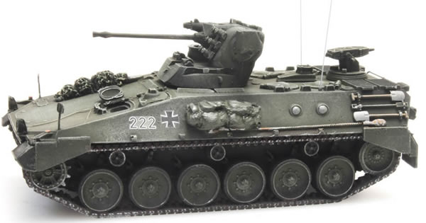 Artitec 6870080 - German MARDER without skirts