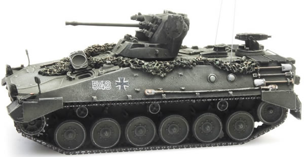 Artitec 6870081 - German MARDER without skirts Combat ready