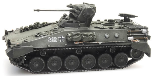 Artitec 6870082 - German MARDER without skirts Train load