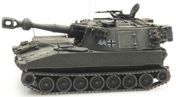 Artitec 6870093 - German M109G yellow-olive BW