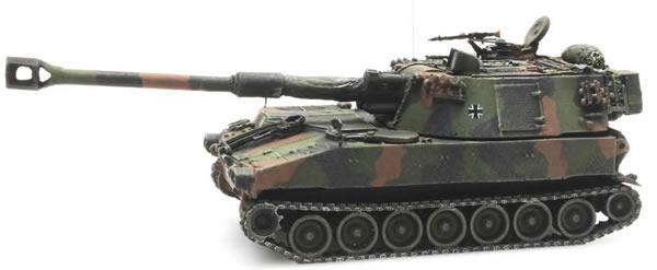 Artitec 6870096 - German M109 A3G Camouflage BW