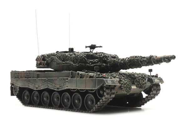 Artitec 6870110 - BRD Leopard 2A4Camouflage battle ready