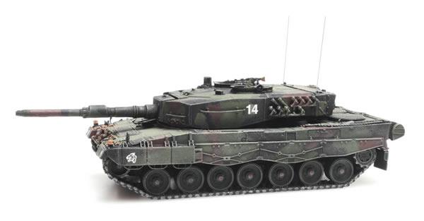 Artitec 6870118 - Swiss CH Leopard 2A4 Swiss Army