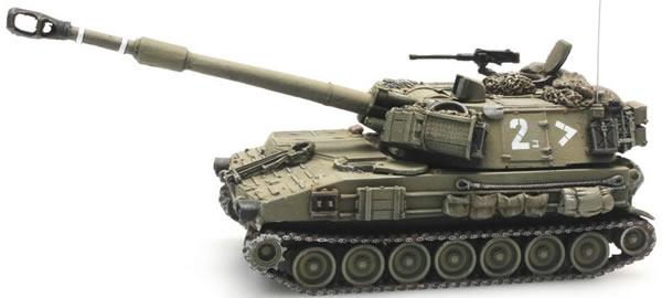 Artitec 6870126 - Israeli IDF M109 A2 camouflage