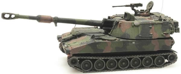 Artitec 6870129 - Dutch M109 A2 camouflage
