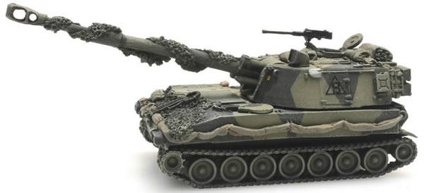 Artitec 6870134 - British M109 A2 Combat ready