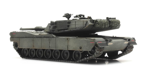 Artitec 6870138 - US M1 Abrams green train load