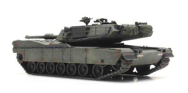 Artitec 6870138 - US M1 Abrams green train load