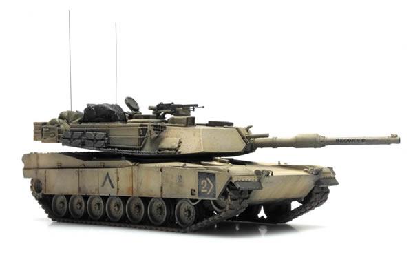 Artitec 6870142 - US M1A1 Abrams Desert Storm Beowulf