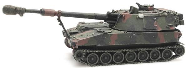 Artitec 6870149 - Dutch M109 A2 camouflage load