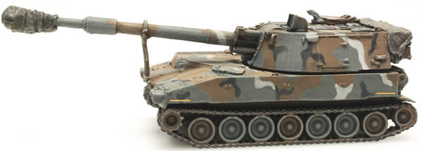 Artitec 6870151 - US M109 A2 camouflage MERDC load