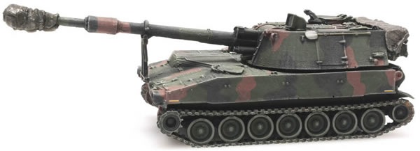 Artitec 6870152 - US M109 A2 camo load