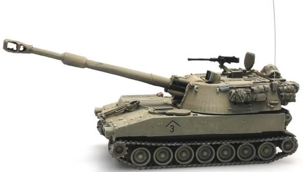 Artitec 6870157 - US M109 A2 Desert Storm