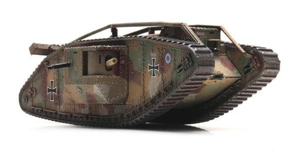 Artitec 6870178 - WW I Mark IV male Captured Abt. 14 Heinz