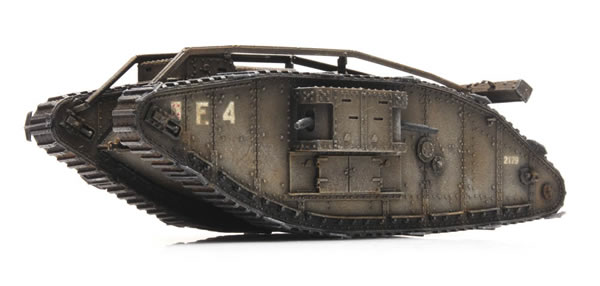 Artitec 6870179 - British Tank Mark IV female 1917 Flirt II