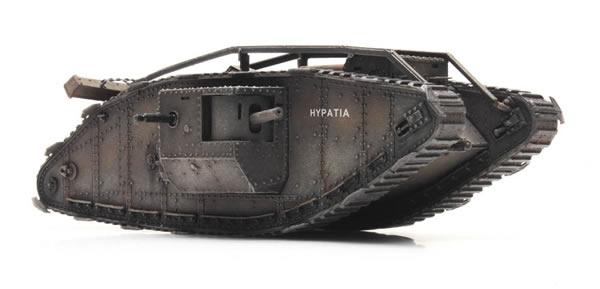 Artitec 6870180 - British Tank Mark IV male 1917 Hypatia
