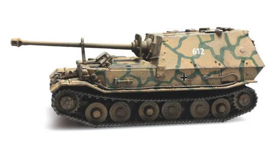 Artitec 6870192 - Tank Fighter Ferdinand, camouflage