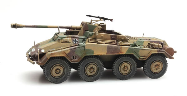 Artitec 6870197 - German WM Sd.Kfz. 234/4 camo