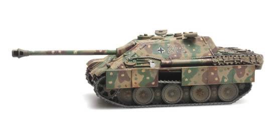 Artitec 6870206 - Jagdpanther (early) ambush camo
