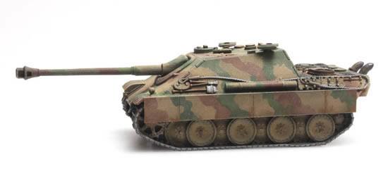 Artitec 6870207 - Jagdpanther (late) Flecktarnung