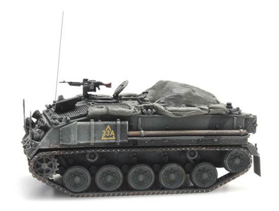 Artitec 6870209 - UK FV432 Mk2/1 Infantry