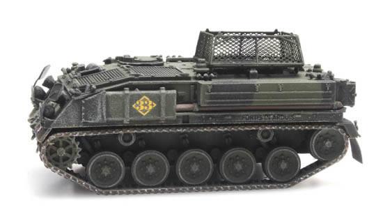 Artitec 6870211 - UK FV432 Mk2/1 Infantry train load