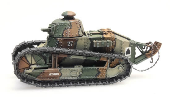 Artitec 6870224 - Renault FT Le Tigre, 1917