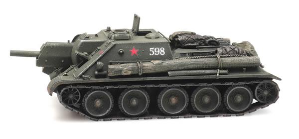 Artitec 6870229 - Russian USSR SU 122
