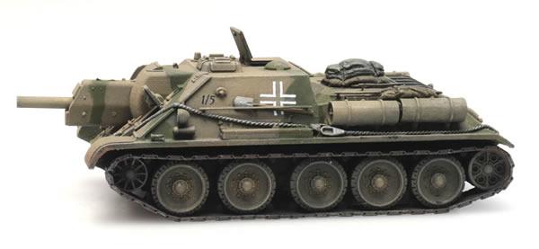 Artitec 6870231 - German WM SU 122 captured